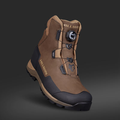 best Hunting boots waterproof breathable outdoor shoes Hillman Alpha mid cut