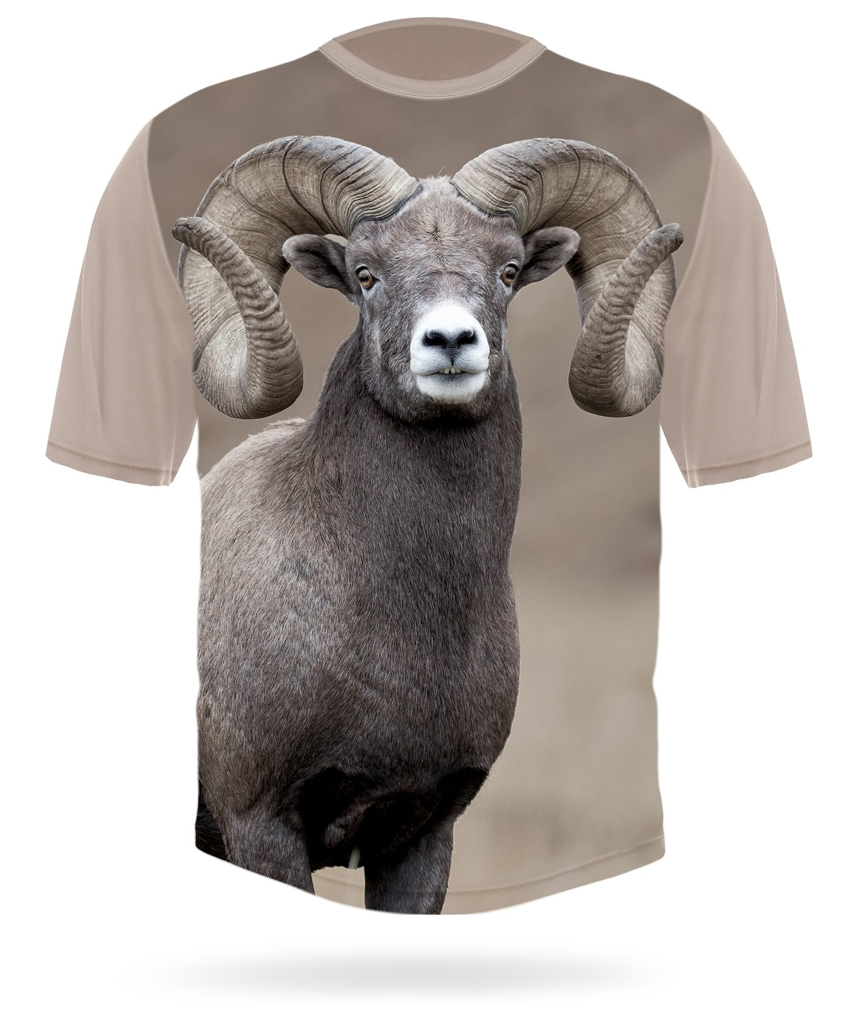 Bighorn Sheep T-Shirt - Short Sleeve