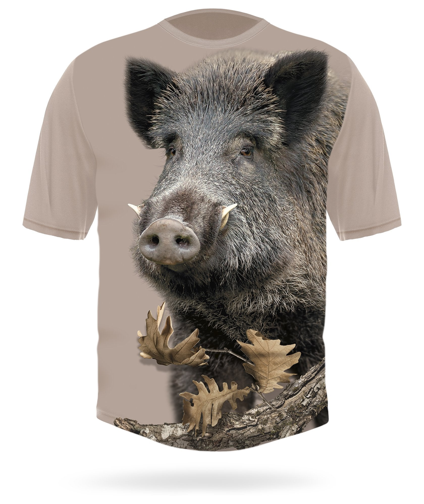 Wild Boar T-Shirt - Short Sleeve