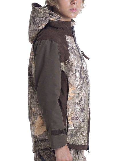 Camouflage Fusion Junior Hunting Jacket - HILLMAN® Hunting