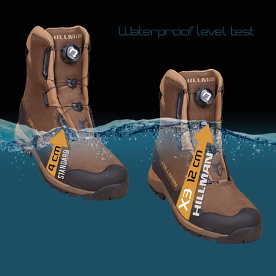 insulated hunting boots aerogel
