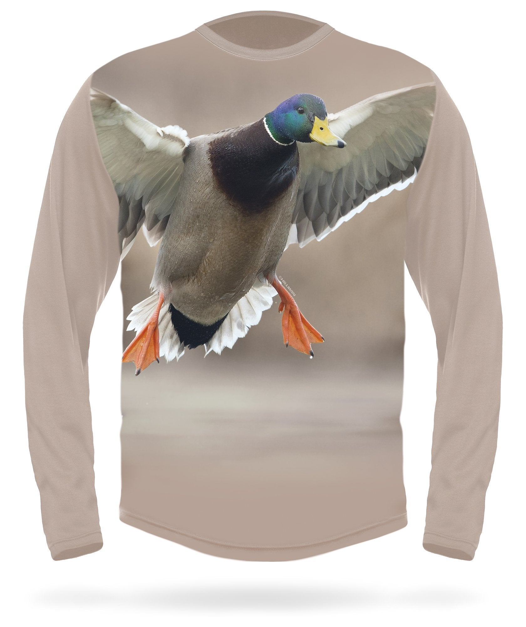 Mallard Landing T-Shirt Long Sleeve
