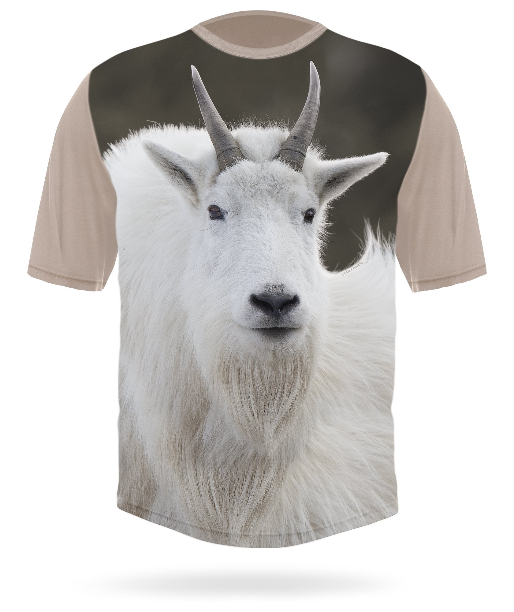 Mountain Goat shirt short sleeve - HILLMAN® hunting gear