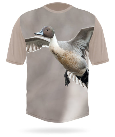 Northern Pintail T-shirt short sleeve - HILLMAN® hunting gear