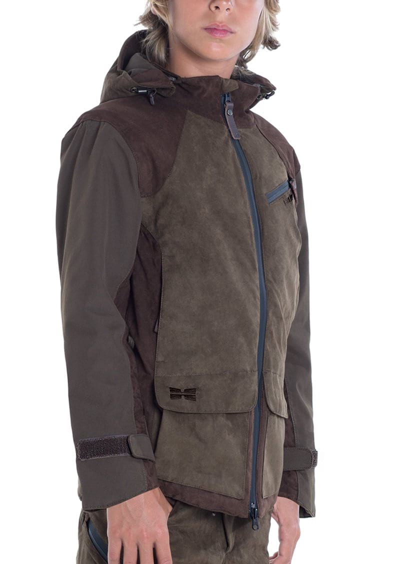 Mens Fusion Junior Hunting Jacket - HILLMAN® Hunting
