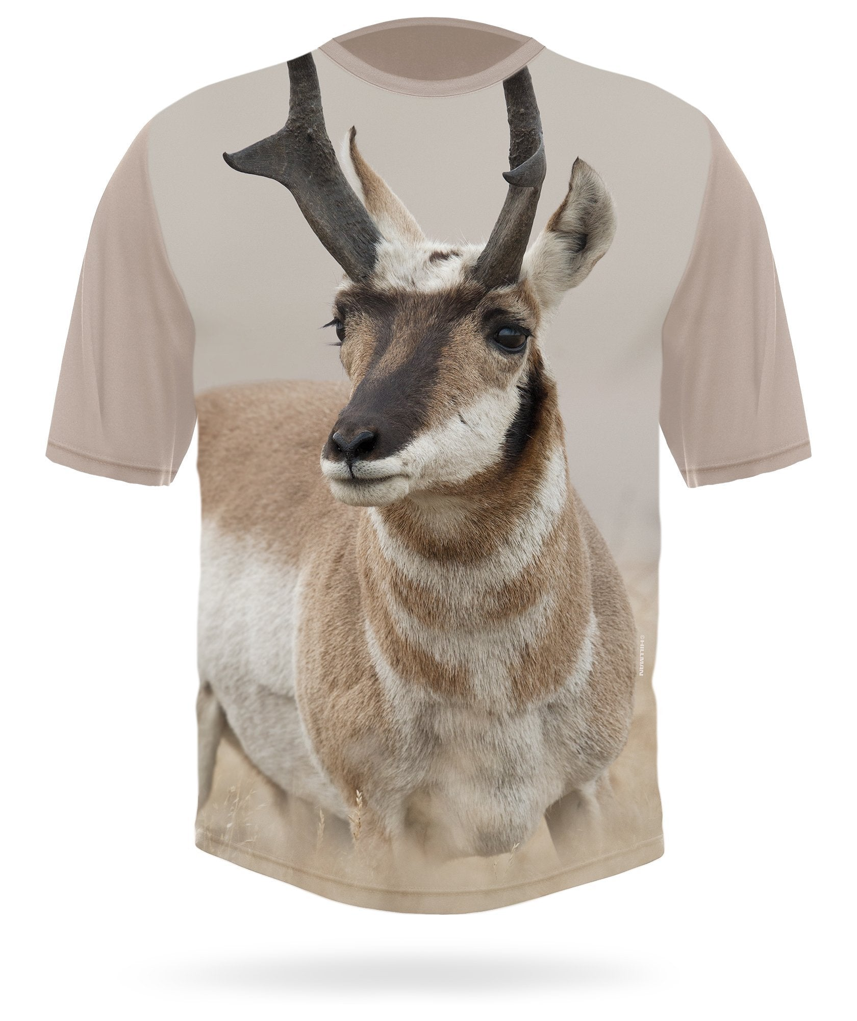 Pronghorn shirt Field short sleeve - HILLMAN® hunting gear