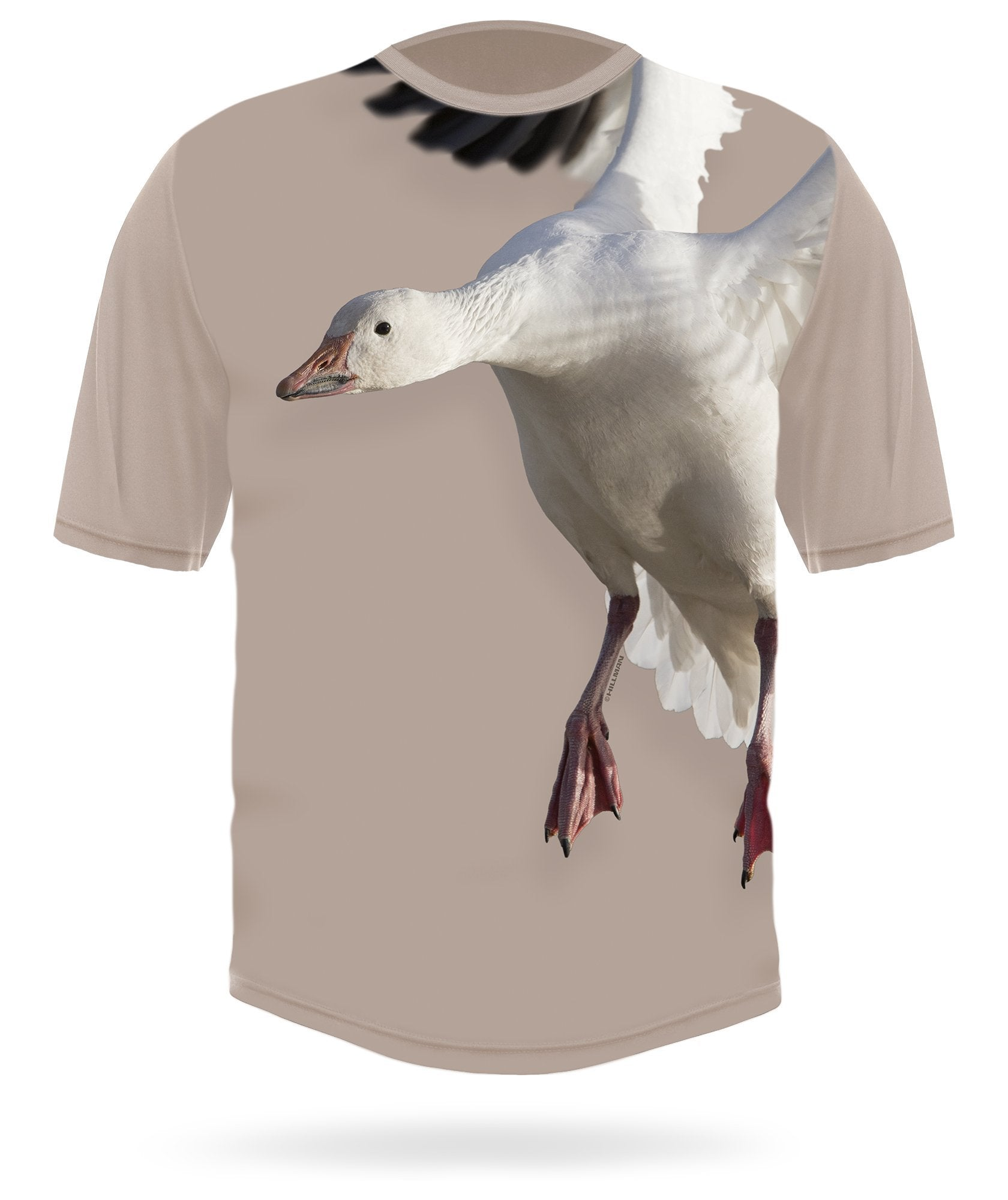 Snow Goose T-shirt short sleeve - HILLMAN® hunting gear