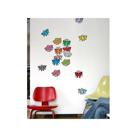 Batman and Angels Wall Decals (Set of 16)