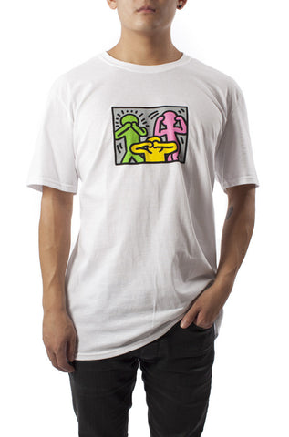 See No Evil T-Shirt - Keith Haring Pop Shop
