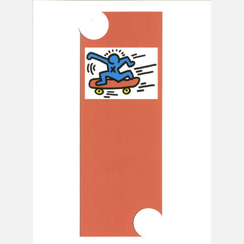 Untitled (Skate) Bookmark