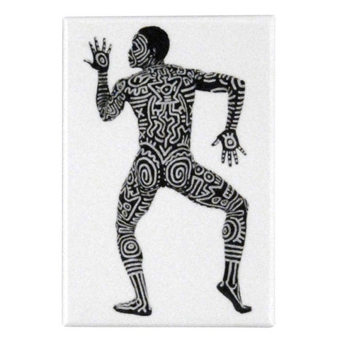 Bill T Jones (II) Magnet - Keith Haring Pop Shop