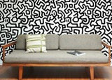 Pattern Wall Tiles Wall Decal