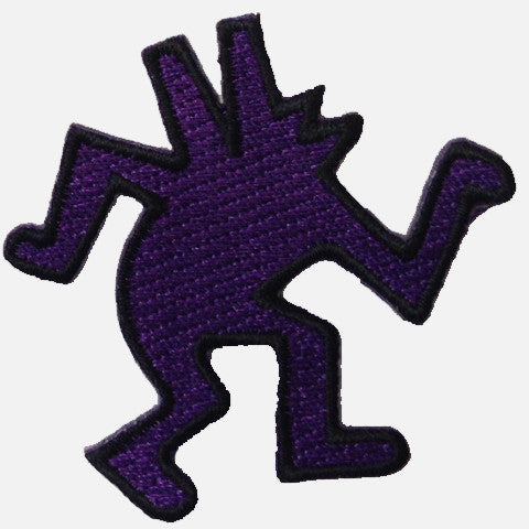 Wolf (Purple) Patch - Keith Haring Pop Shop