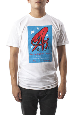 Dance Against Cancer T-Shirt - Keith Haring Pop Shop