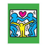 Keith Haring Keepsake Boxed Notecards