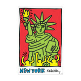 New York Liberty 100 Piece Puzzle