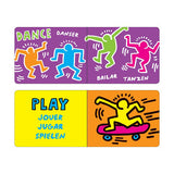 Pop Art Baby! Book - Keith Haring Pop Shop