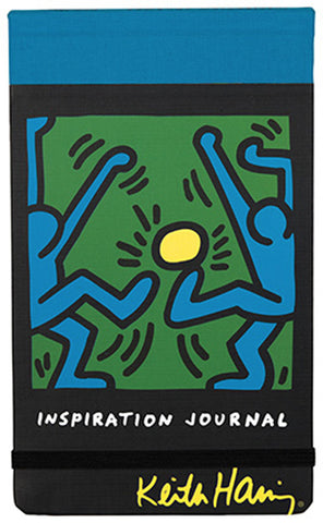 Inspiration Journal Journal - Keith Haring Pop Shop