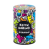 Set of 18 Crayons - Keith Haring Pop Shop
