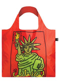 New York Apple / Liberty Tote Bag - Keith Haring Pop Shop