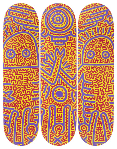 Untitled (1984) Skateboard Deck