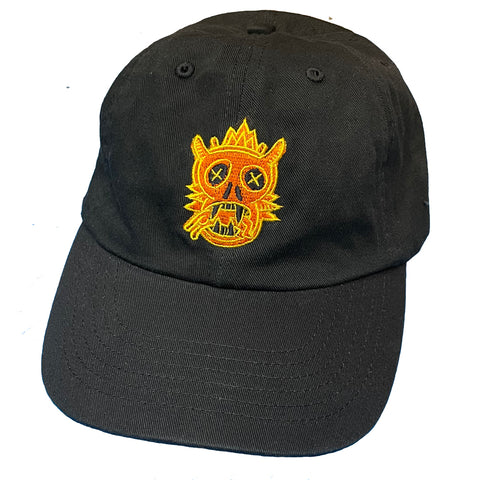 Monster Mask Baseball Cap (on Black) - Keith Haring Pop Shop