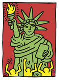 Statue of Liberty, 1986 Poster