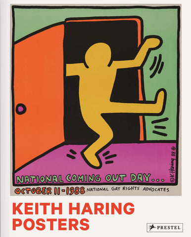Keith Haring Posters Book