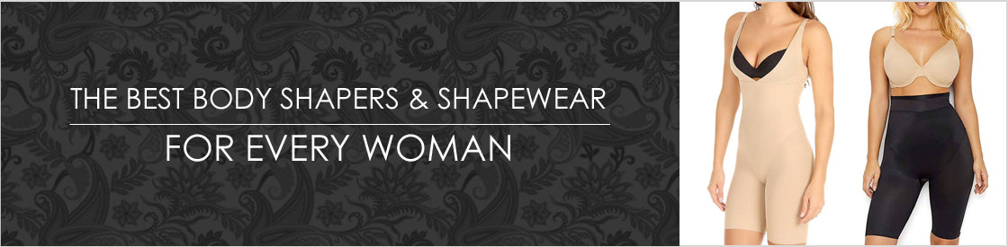 The Best Body Shapers & Shapewear for every Woman