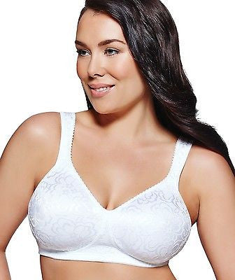 New Playtex Women's 18-Hour Ultimate Lift And Support Wire-Free Bra Style #4745