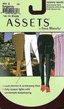Assets by Sara Blakely Solid Terrific Shaper Tights Style Number 158