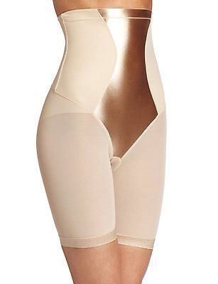 New Maidenform Flexees Women's Shapewear Hi-Waist Thigh Slimmer Style #1455