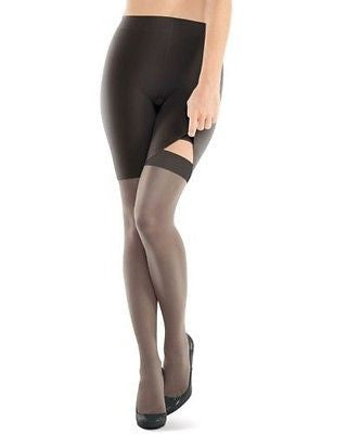 Assets by Sara Blakely Ultimate Ultra Shaping Sheers Removable Stockings 845B