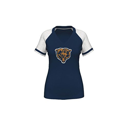 New NFL Misses' Crush Tee Style Number SA368, Bears, Saints, Steelers, Redskins