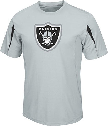 Men's New NFL Fanfare Short-Sleeve Synthetic Tee Style #RN341