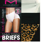 Maidenform Ladies Tummy Toning Briefs 3-Pack Cotton Lace