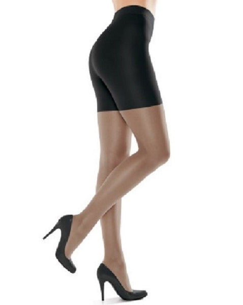 Assets by Sara Blakely Perfect Pantyhose Style #126B in Nude and Black