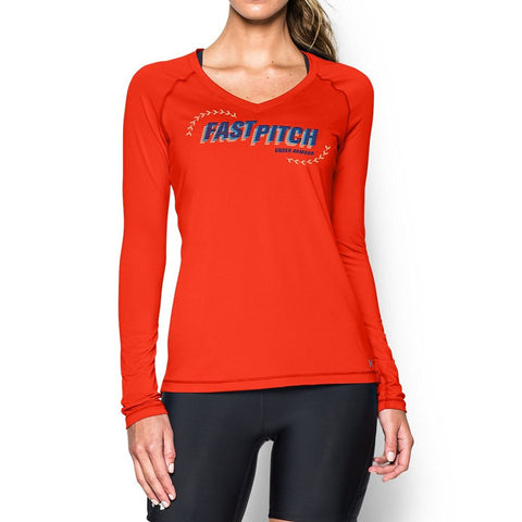 Under Armour Women's UA Softball Graphic Sleeve