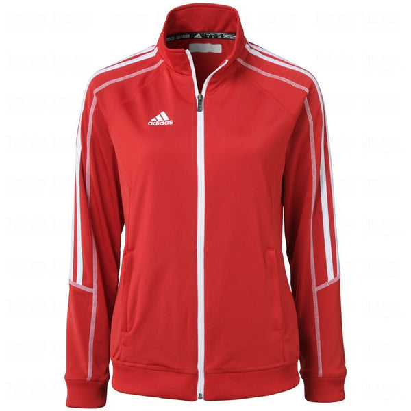 adidas Women's Climalite Select Full Zip Jacket