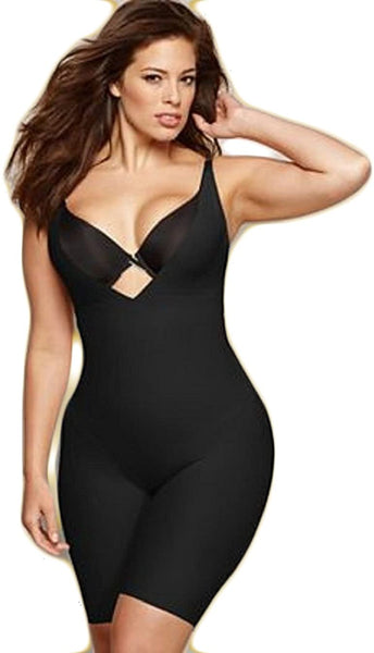Maidenform Plus Size Wear Your Own Bra Firm Control Singlet 12558