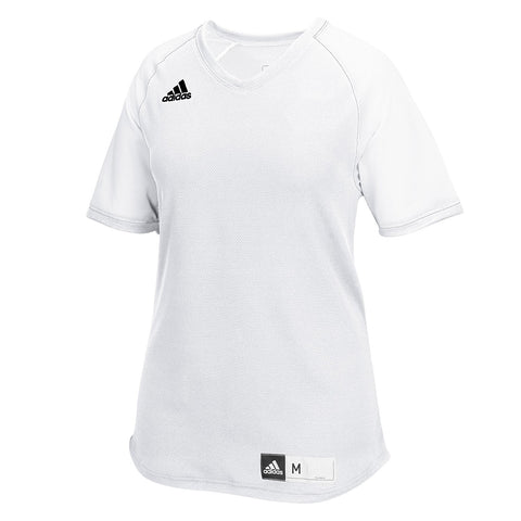 adidas Diamond Queen 2.0 Womens VNeck Softball Jersey