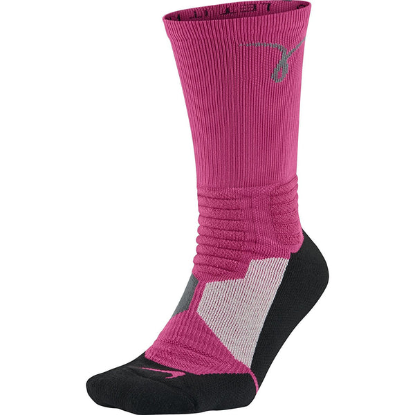 Nike Kay Yow Men's Hyper Elite Crew Basketball Crew Socks