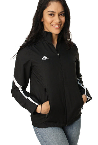 adidas Women's Climalite Team Jacket