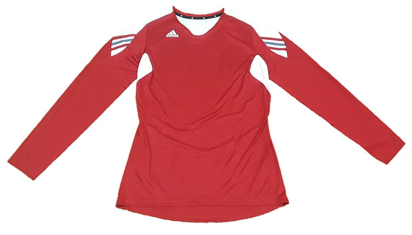 adidas Women's CR OF Long Sleeve Volleyball Jersey