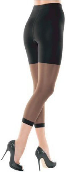 Assets by Sara Blakely Fabulous Footless Shaper Style #125 in Nude and Black