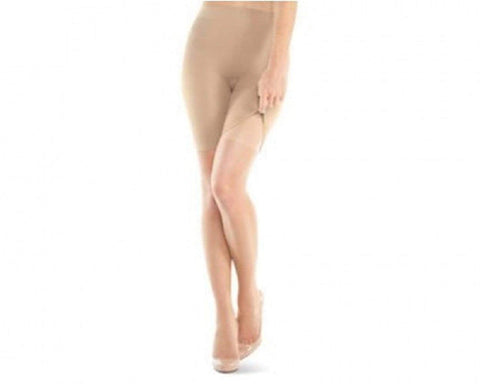 Assets by Sara Blakely Ultimate Ultra-Sheer Mid-Thigh Shaper with 3 Sheer Legs Starter Kit Hosiery
