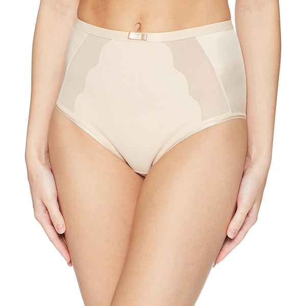 Bali Women's Shapewear Sheer Sleek Desire Brief