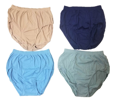 Bali 4-Pack Womens Comfort Revolution Brief (803B)