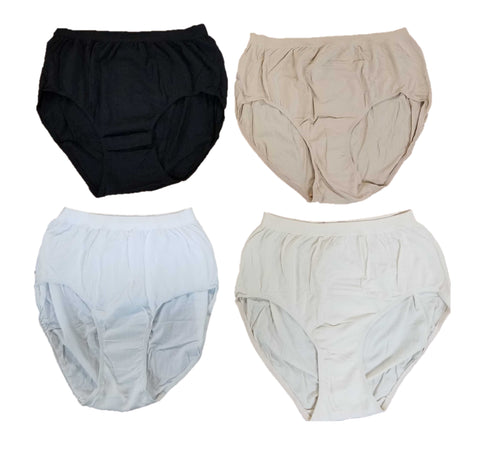 Bali 4-Pack Womens Comfort Revolution Brief (803C)