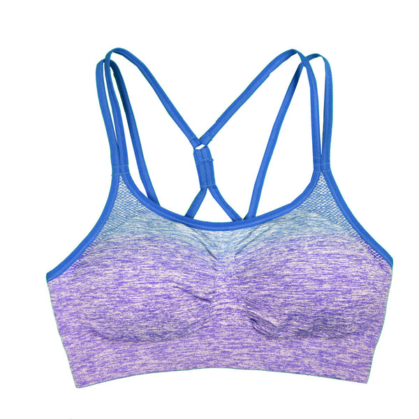 C9 by Champion Sports Bra With Back Strap Detail